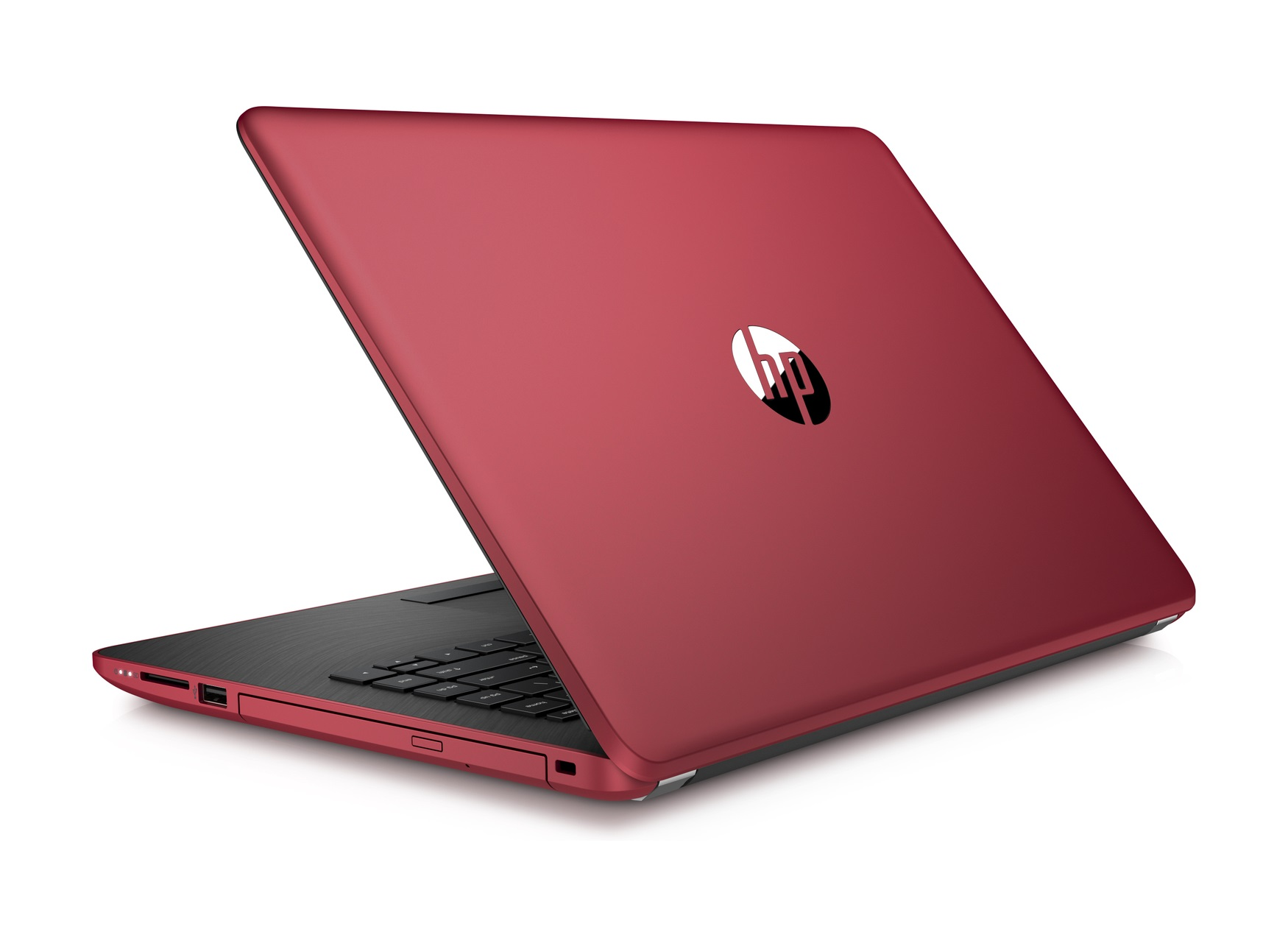 pc portable hp rouge