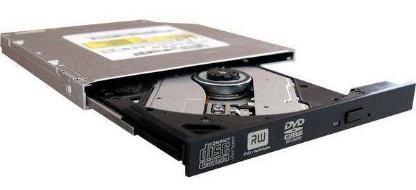 pc portable lecteur dvd