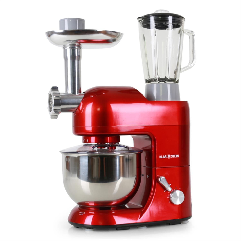 robot cuisine rouge