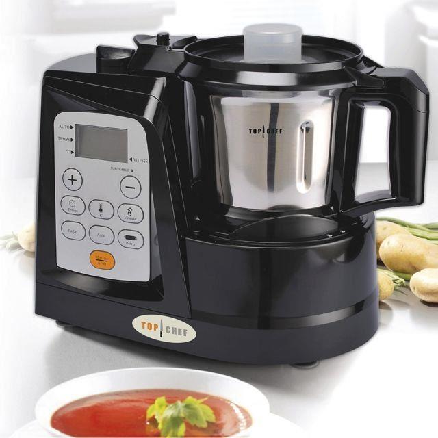 robot cuisine top chef