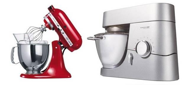 robot kenwood ou kitchenaid