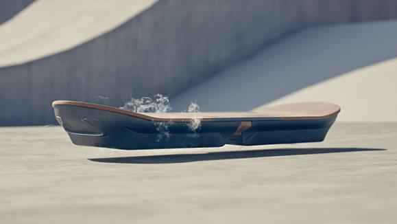 skateboard volant