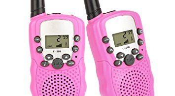 talkie walkie enfant