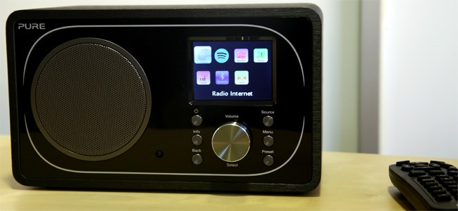 test radio portable