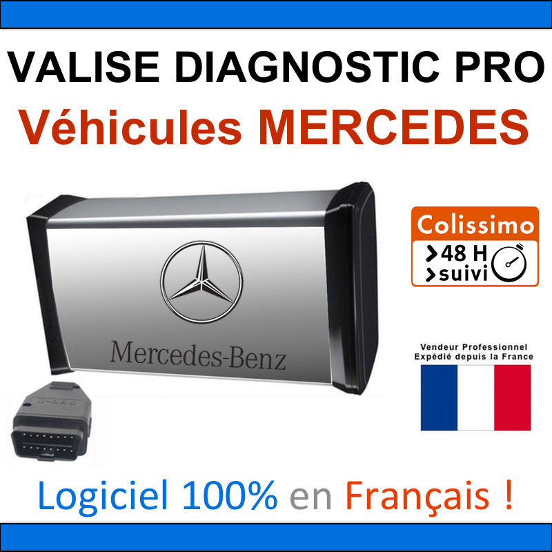 valise diagnostic nissan