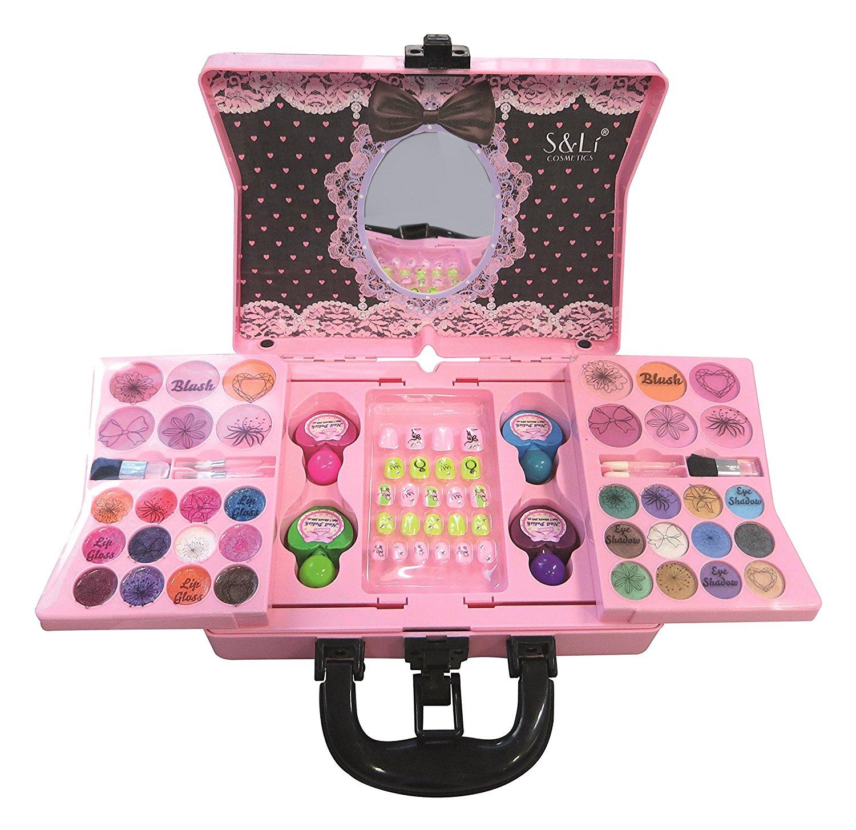 valise maquillage enfant