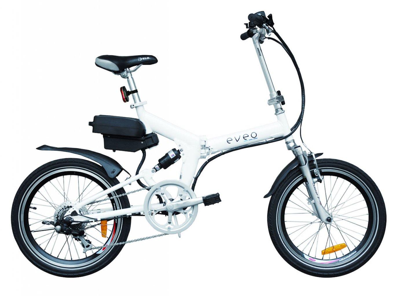 vélos électriques pliants !