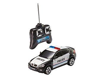 voiture de police télécommandée !